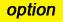 S10 (Vacances Hiver) B : OPTION